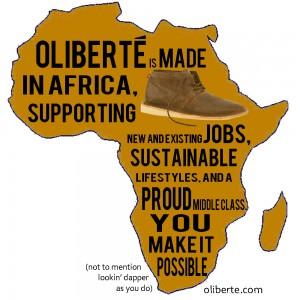Oliberte Africa